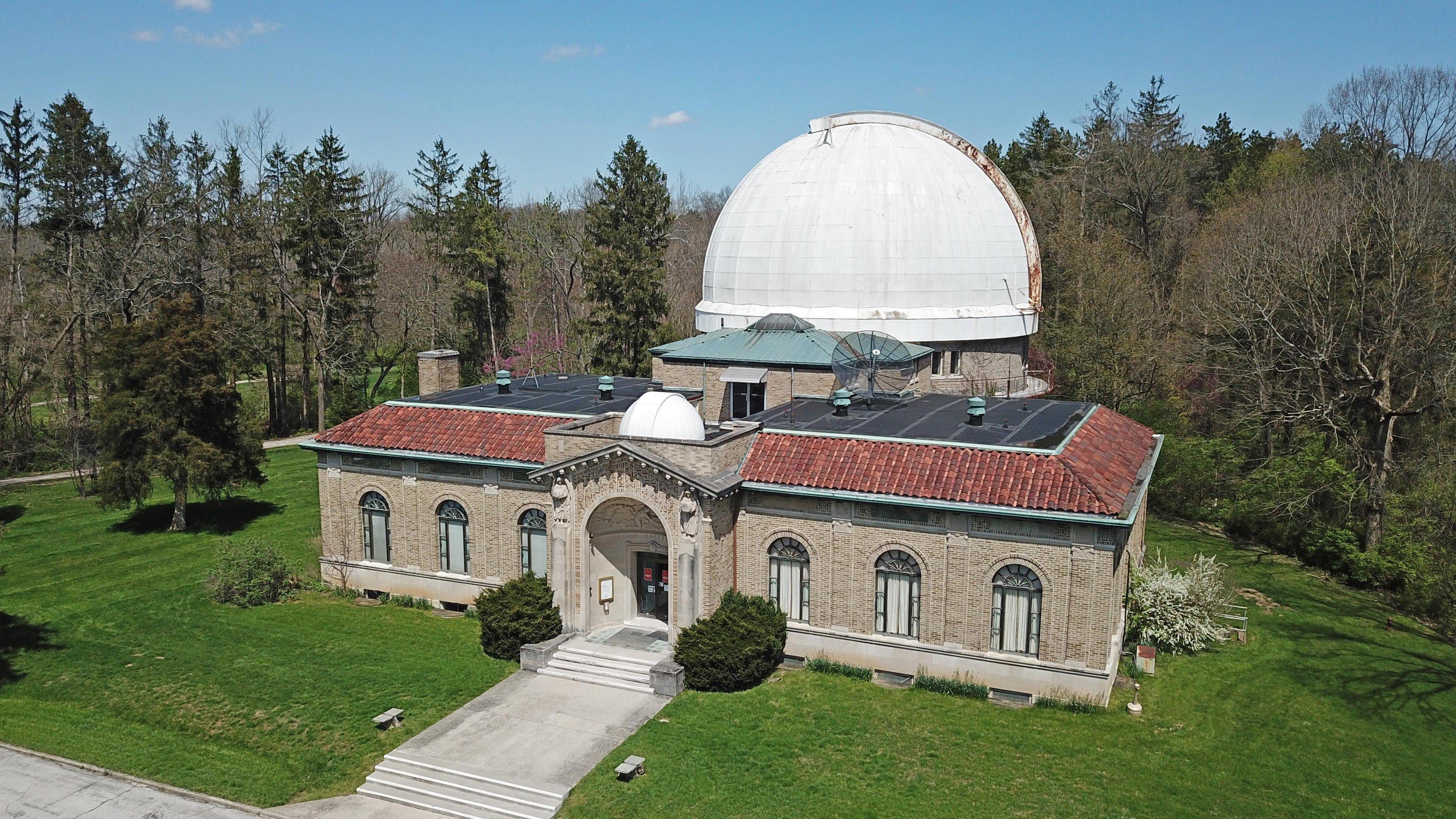 Perkins-observatory-delaware-ohio