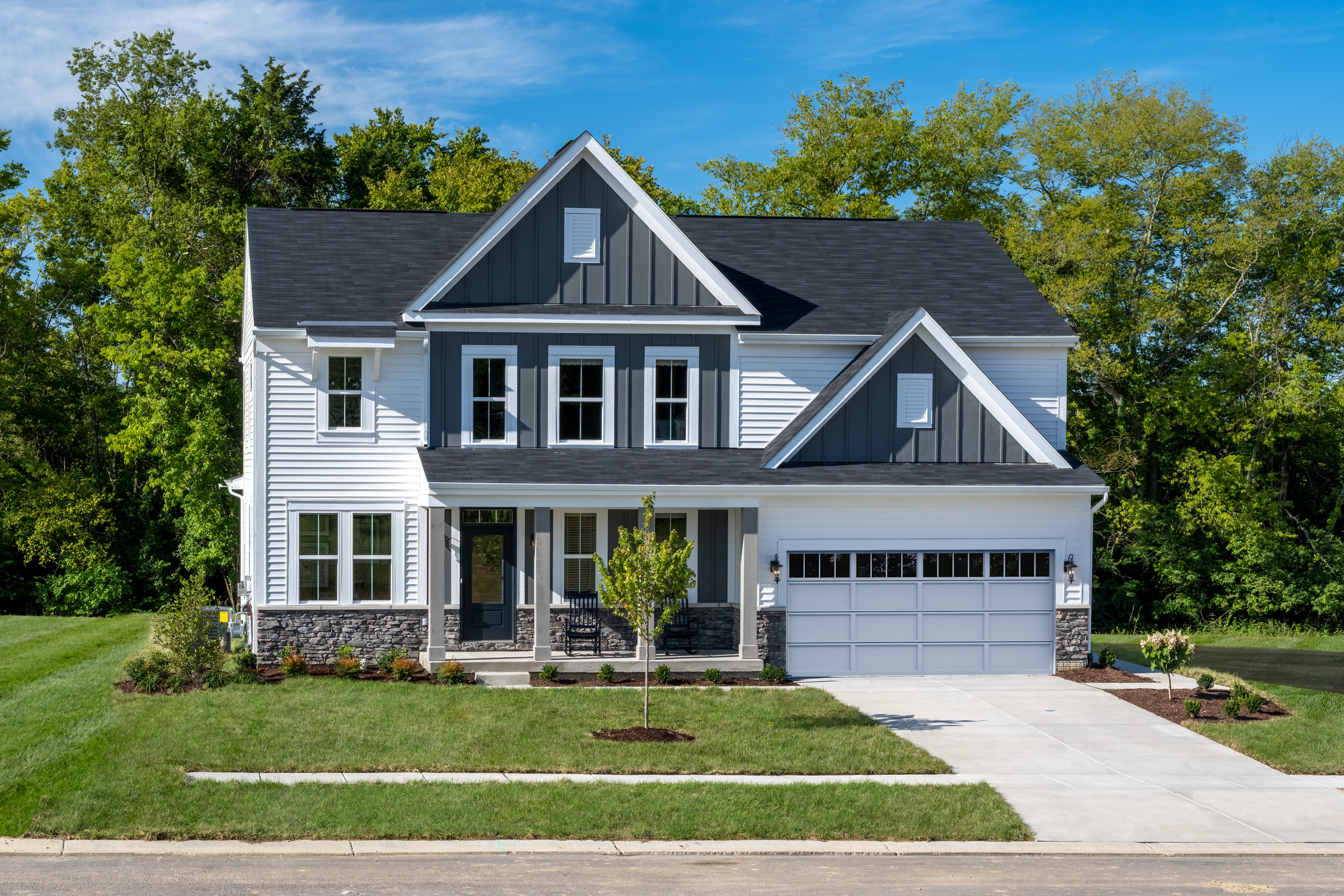 New Home Communities In St. Louis Featuring Beautiful Exteriors And Unique Floorplans